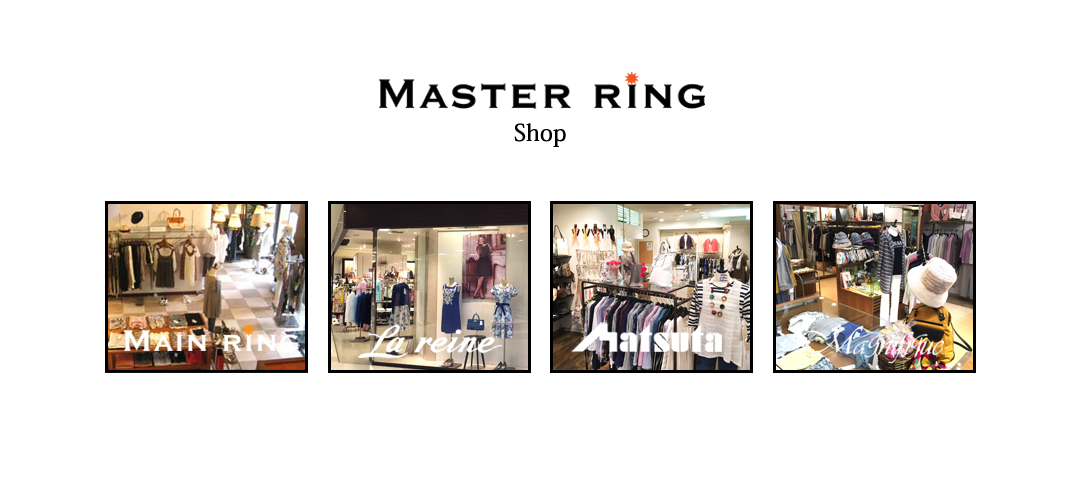 MASTER RING shop